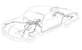 19772 Chevy Blazer - 74 vw beetle ignition coil wiring diagram vw bug ignition coil