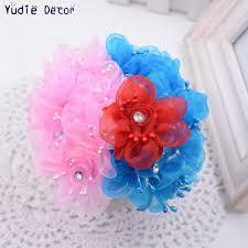 diamond party supplies online get cheap car decoration diamond flower aliexpress com