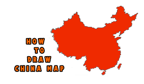 Ancient China Map How To Draw China Map Youtube