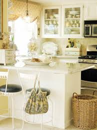 kitchen mini kitchen space and effectiveness clean hues cottage