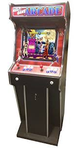 Neo Geo Arcade Cabinet Multigame Arcade Machine Coin Operated 400 Games Street