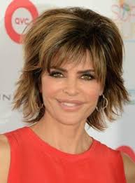 texture of rennas hair new hairstyle lisa rinna hairstyle short shaggy straight 100