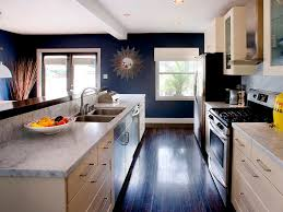 Design Ideas For Small Galley Kitchens by Galley Kitchen Remodel Ideas Hgtv