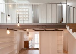 cairos architecture adds mezzanine to paris apartment