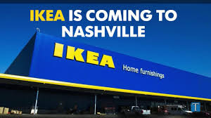 ikea announces opening date for nashville store and the countdown