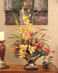 flower arrangements for home decor home decor artificial flower arrangements inspiration ideas