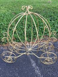 cinderella centerpieces cinderella wire carriages princess wire carriages