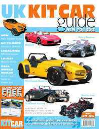 lexus trike uk uk kit car guide 2013 by performance publishing ltd issuu