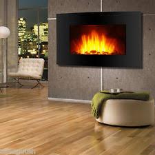 Electric Wallmount Fireplace Led Fireplace Ebay