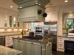 Kitchens With Green Cabinets by Kitchen Island Accessories Pictures U0026 Ideas From Hgtv Hgtv