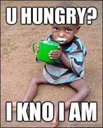 Starving Child Meme - grateful starving ethiopian kid memes quickmeme how sad