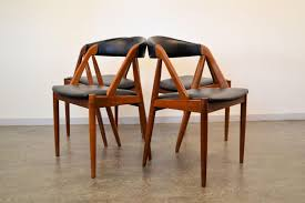 Modern Dining Chairs Model 31 Teak Dining Chairs By Kristiansen For Schou Andersen