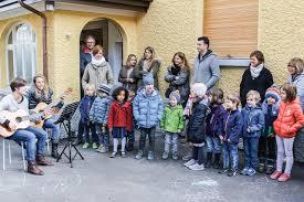 Kindergarten Baden Baden Baden Einweihung Des Kindergartens Wiesenstrasse Effingermedien Ch