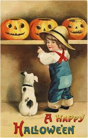 vintage halloween illustration darling vintage halloween boy image the graphics fairy