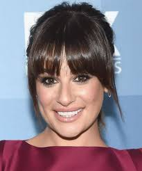 haircuts and bangs haircuts and hairstyles with bangs instyle com