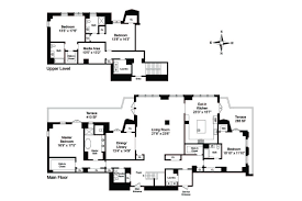 luxury floor plans two sophisticated luxury apartments in ny includes floor plans