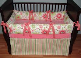 Solid Pink Crib Bedding Solid Pink Crib Bedding Coral Baby Bedding And Accessories
