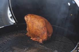 smoke a turkey for thanksgiving smoked turkey breast slyh in the kitchen