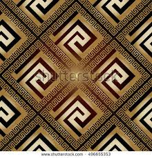 gold greek key wallpaper stock images royalty free images
