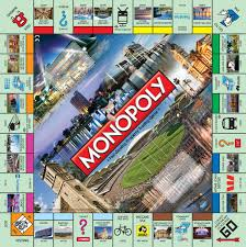 monopoly map monopoly adelaide edition