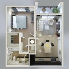 studio apartment floor plan ideas layout design laferida com