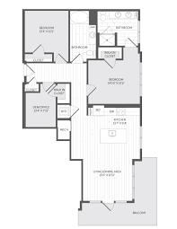 floor plans meriel marina bay apartments the bozzuto group