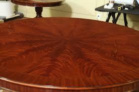 extra large u0026 heavy 72 round dining tables by antiquepurveyor