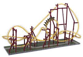 brad u0027s scale amusement rides