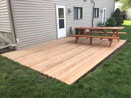home deck plans the images collection of to build a floating deck howtos