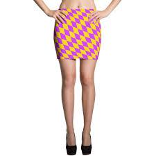 mardi gras skirt mardi gras skirt diamond checkered mardi gras mini skirt mardi
