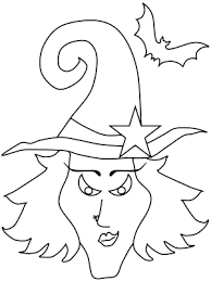dazzling design halloween pictures coloring pages 24 free