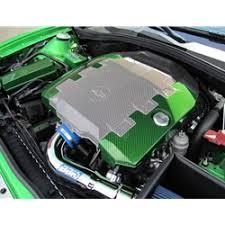 2010 camaro v6 hp 2010 2015 chevy camaro v6 engine cover carbon fiber hydro dip