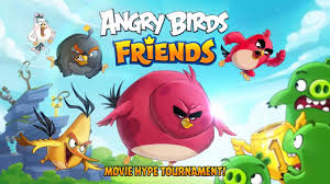 angry birds friends u2013 movie hype tournament