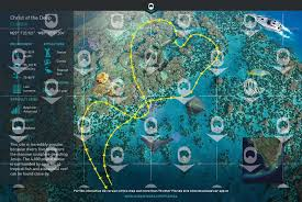 Florida Artificial Reefs Map by Ocean Maps App Sonar Analysis Gallery