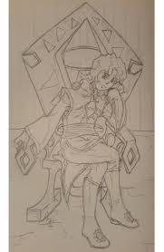 sauron sketch by fai hikari on deviantart