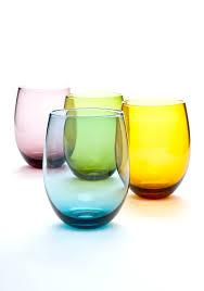 home essentials tuscana set of 4 stemless glasses belk