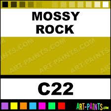 mossy rock casual colors spray paints aerosol decorative paints