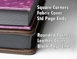 Photo Album Black Pages Wedding Albums Customized Leather Art Wedding Albums