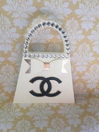 coco purse invitations 25 purse invitations 25 cc inspired