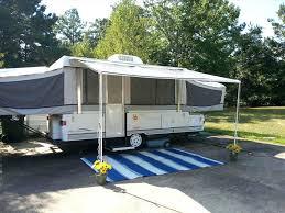 diy offroad camper diy rv awning climbing pleasant pop camper screen tent trailer