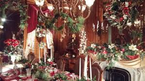 step back in time to victorian christmas at portland mansion