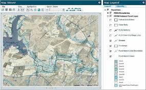 fema map store flood map modernization at the u s federal emergency management
