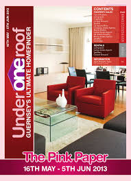 livingroom estate agents guernsey underoneroof 16th may 2013 issue by coast media issuu