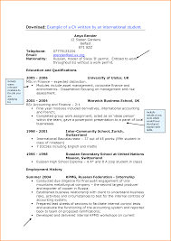 Curriculum Vitae Sample Format Download by 28 Curriculum Vitae Student Curriculum Vitae For Residency