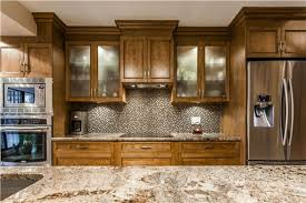 Pre Manufactured Kitchen Cabinets China Customized Pre Manufactured Custom Walnut Wooden Kitchen