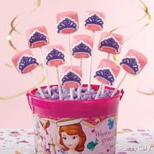 sofia the first favor bucket idea party city