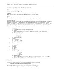 outline of an essay sample how to write a speech outline canelovssmithlive co informal outline for essay example of an essay outline format