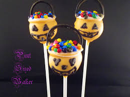 Halloween Cake Pictures by Halloween Cake Pops Pint Sized Baker