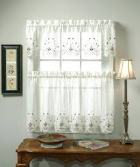 Ideas For Kitchen Curtains Breathtaking Kitchen Curtains Ideas Curtain Ideas Kitchen Medium