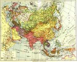 Maps Of Asia by File Map Of Asia From 1932 Meyers Konversationslexikon Jpg